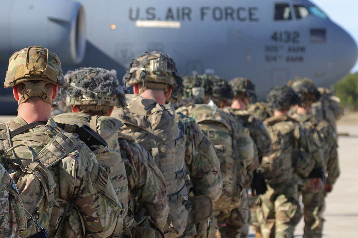 Вслед за Афганистаном: Байден объявил об окончании военной операции США в Ираке