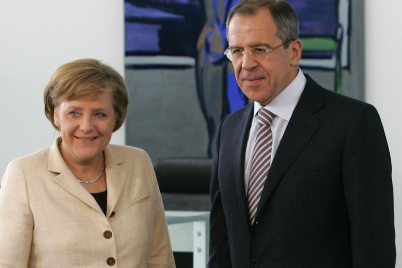 Обсуждали украинские вопросы: появились первые подробности встречи Меркель и Лаврова