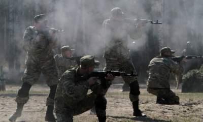 Очевидцы: силы АТО отступили от Марьяновки