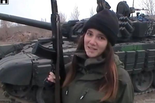 """""""Победа за нами!"""" - на Донбассе убита известная террористка"""