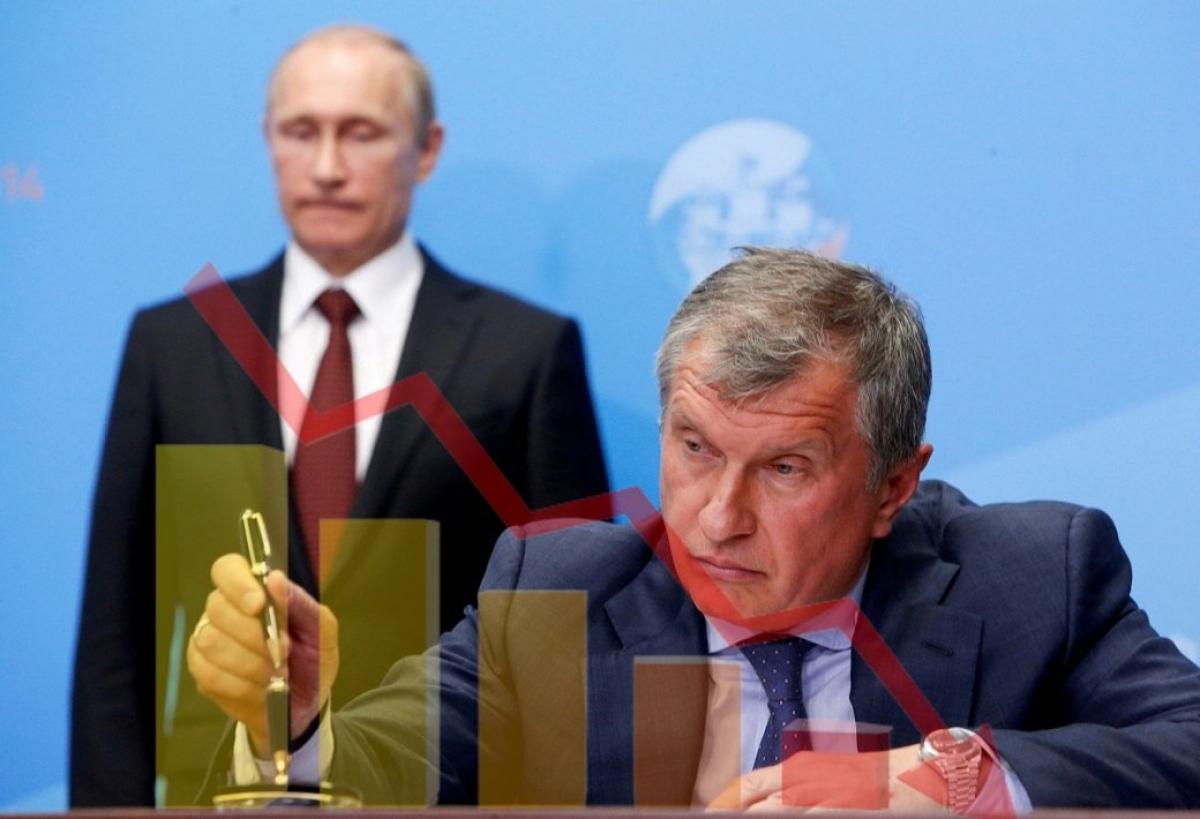 """""""Cнимите с нас санкции"""", - """"Роснефть"""" продает все свои активы и уходит из Венесуэлы"""