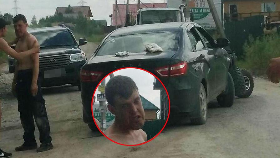 Страшное ДТП в Пермском крае: пьяный водитель 50 м тащил женщину на капоте, а затем остановился выпить пива