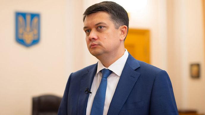 Казанский пояснил, почему Разумкова ждет политический провал после отставки