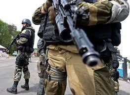 За время проведения АТО погибли почти 600 военных