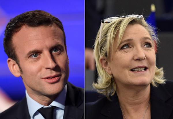 Фаворит французов Макрон VS путинская подружка Ле Пен: самые основные факты, которые нужно знать об участниках II тура президентской гонки во Франции