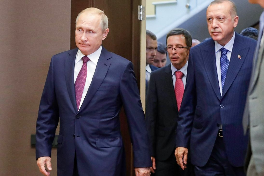 Эрдоган не по зубам Путину, агрессор слаб перед турком - Пионтковский