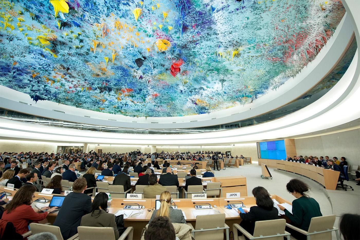 В ООН проигнорировали выступление крымского представителя