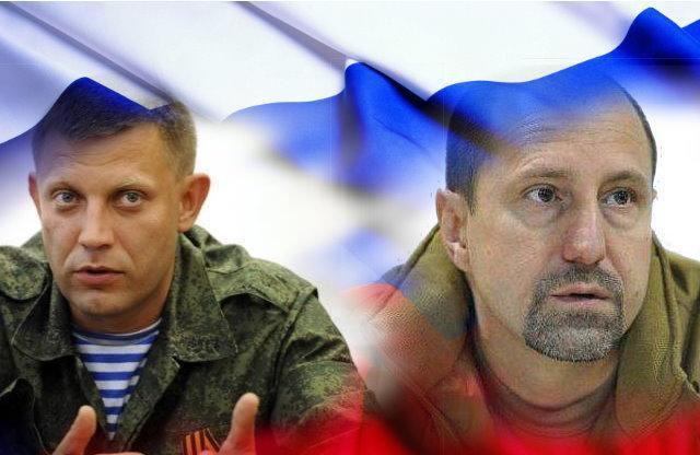 Ходаковский: компромат на Захарченко? Вы что, ни в коем случае – ворон ворону глаз не выклюет