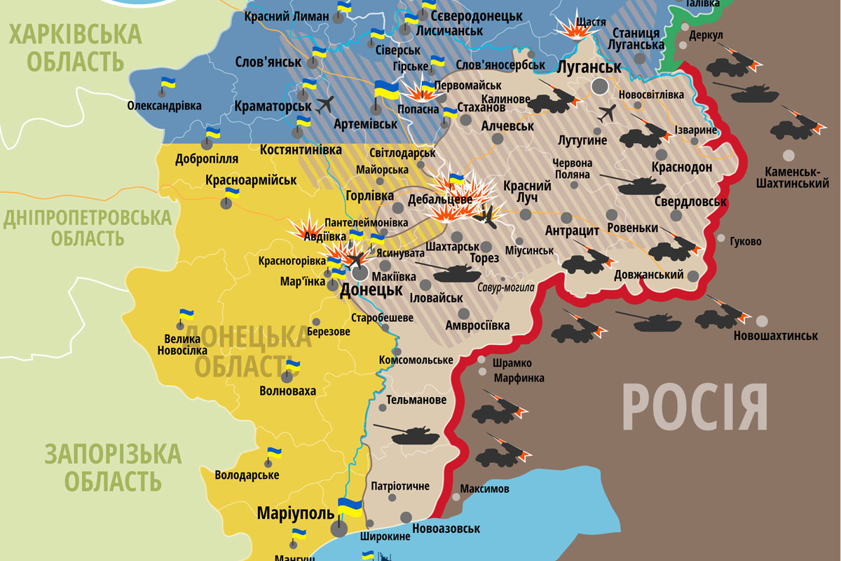 Особый порядок местного самоуправления в Дебальцево вводиться не будет