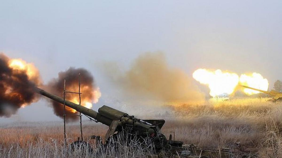 видео, Донбасс, наступление, Россия, ВСУ, обстрел