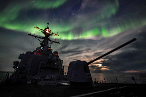 "Битва за Арктику: Москва начинает ""ледяную войну"""