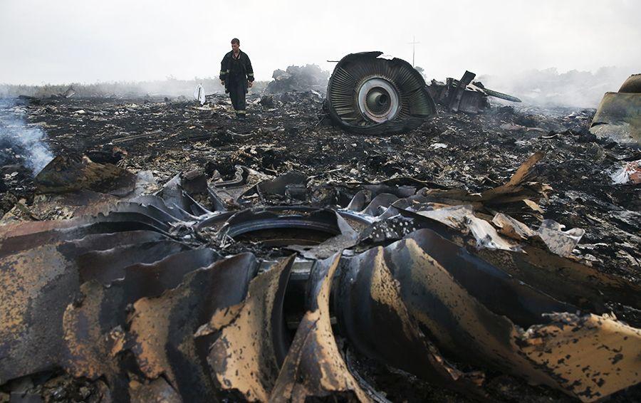"""СМИ: За день до трагедии """"Боинга"""" на Донбассе Россия специально закрыла воздушное пространство на границе с Украиной"""