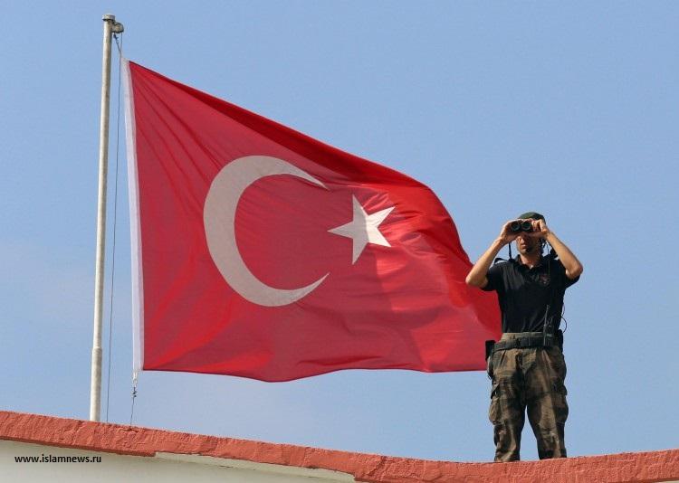 Силовики ЦРУ курируют турецкий секретный штаб у границ Сирии - СМИ