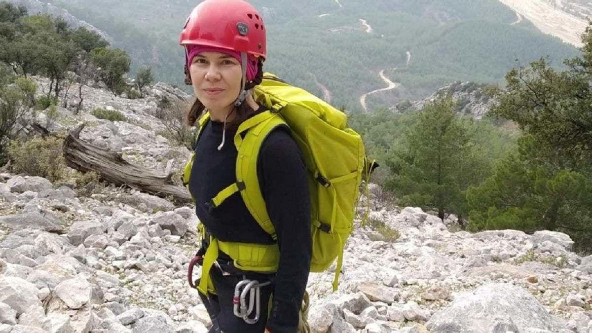 Гибель украинской альпинистки в горах Турции: что известно о последних днях одесситки Яны Кривошеи