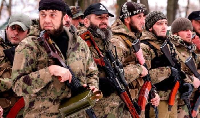 Россия отправила террористам на Донбасс подкрепление из чеченцев и дагестанцев