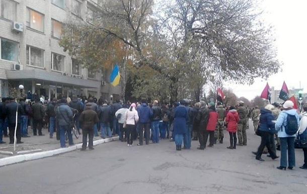 Официально: в Павлограде будет второй тур местных выборов. Порошенко возмущен скандалом