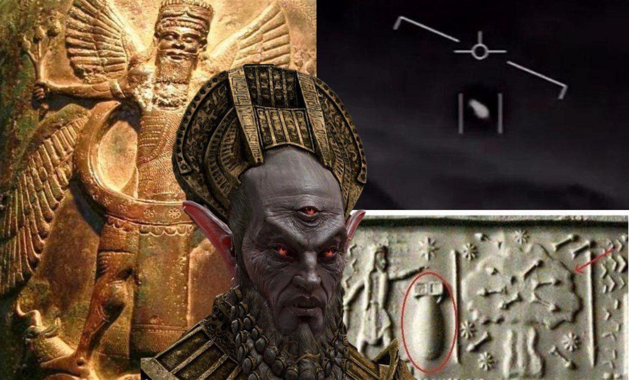 Зона 51, видео, пришельцы, Нибиру, НЛО, оружие, боеприпасы, шумеры, история, аномалия