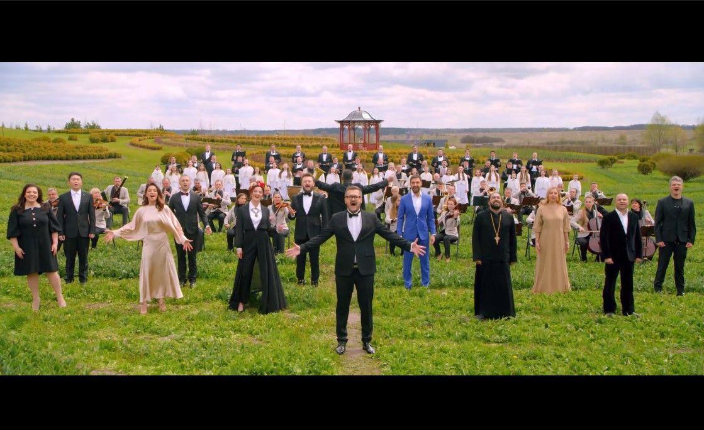 """""""Украинцы способны творить шедевры"""", - Пономарев собрал звезд для уникального песнопения """"Христос Воскрес"""" на 12 языках"""