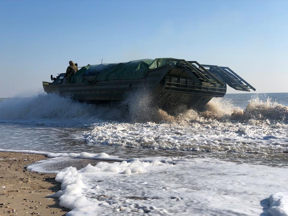 На Донбассе ВСУ провели важные тактические учения, благодаря которым удастся отбивать атаки РФ с моря
