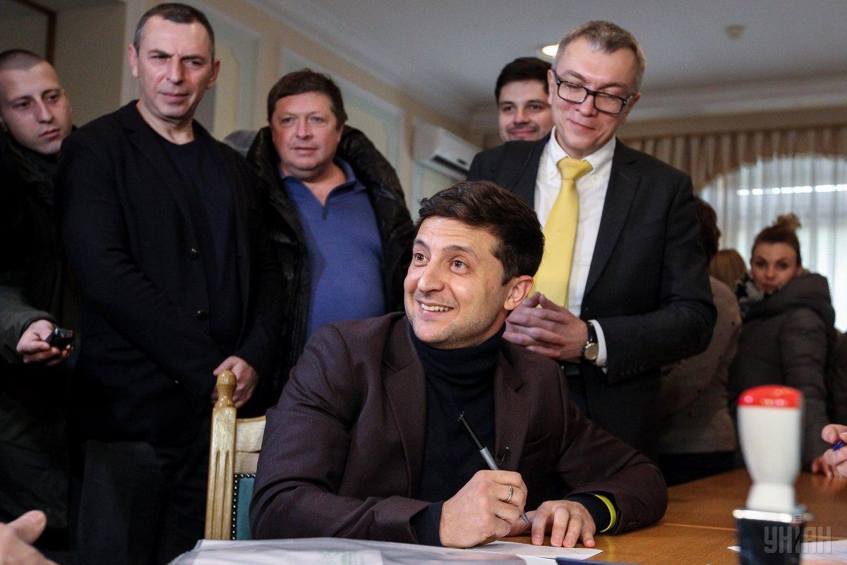 новости, Украина, МВФ, Зеленский, выборы президента 2019, Сергей Фурса