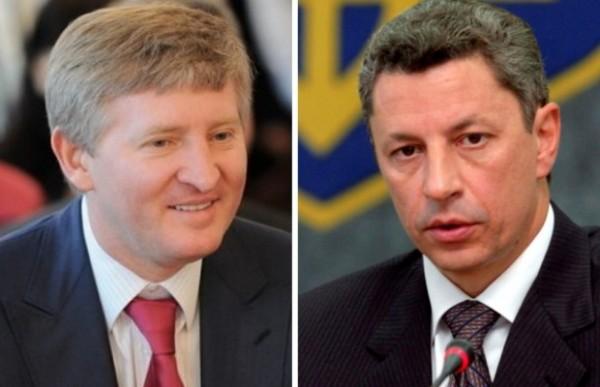 Бессмертный: Ахметов и Бойко - это креатуры Кремля, какие могут быть еще разговоры?