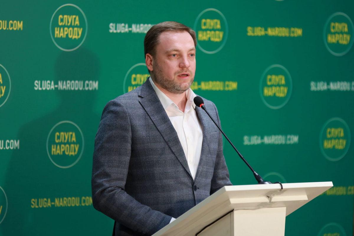 """Монастырский впервые прокомментировал возможное назначение вместо Авакова: """"Решил ответить """"да"""""""""""
