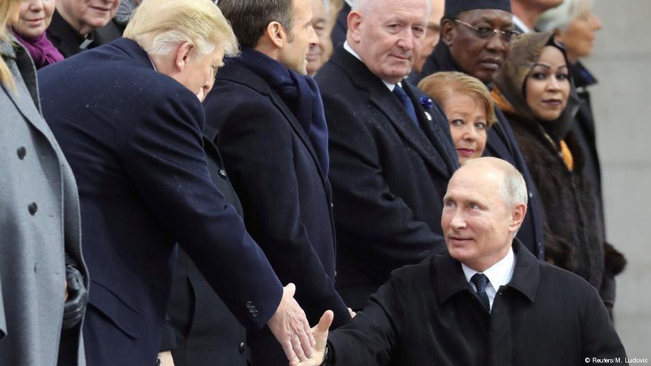 россия, сша, путин, франция,  фото, скандал