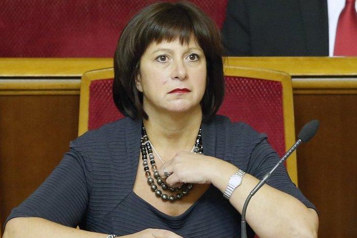 Bloomberg: глава Минфина Яресько - женщина, которая стоит между Украиной и Путиным