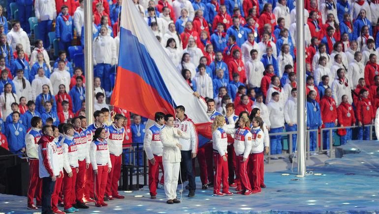 """Российские спортсмены решили, что им Олимпиада важнее """"этого флага"""", особенно когда Путин у руля"""