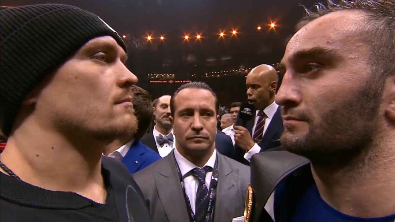 Кличко испытывает некоторое облегчение, оставшись без чемпионских поясов