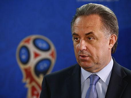 На воре и шапка горит: министр спорта РФ Виталий Мутко опасается, что немецкие СМИ обвинят РФ в покупке прав на проведение ЧМ-2018