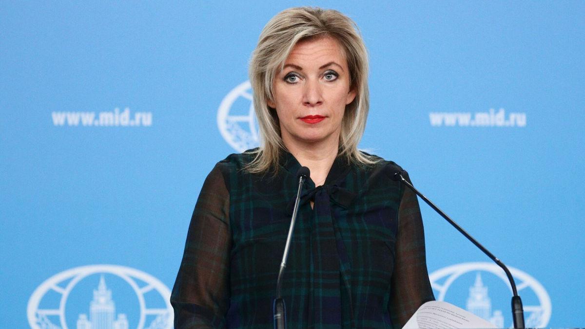 """Захаровой не понравились планы Украины """"достать"""" Поклонскую в Африке"""