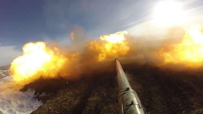 """Боевики """"Л/ДНР"""" выжигали позиции ВСУ в Донбассе артиллерией: в штабе АТО сообщили о потерях за сутки"""