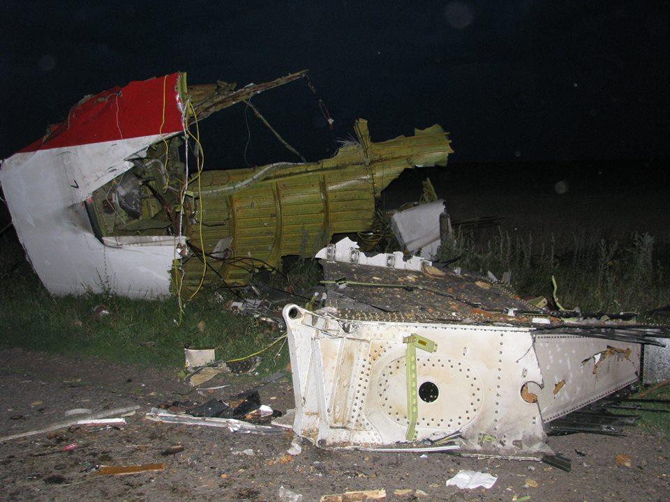 Спасатели обнаружили 121 погибшего в катастрофе «Боинг-777»
