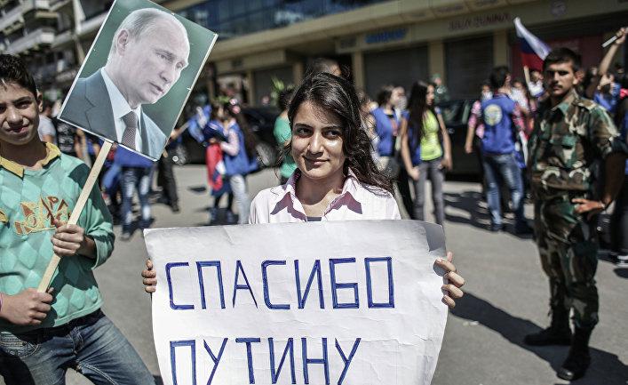 Идеальная война Путина