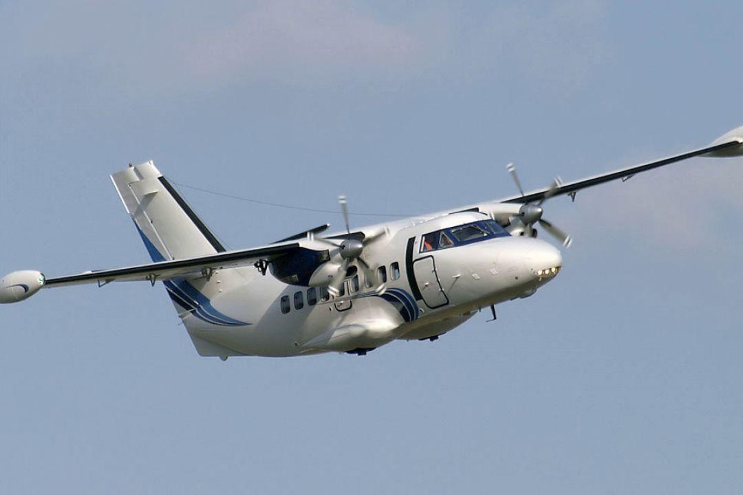 В России разбился третий за полгода самолет L-410 с парашютистами, десятки погибших