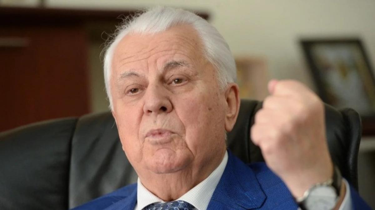 Кравчук признался, чем его выводит из себя Россия на переговорах по Донбассу