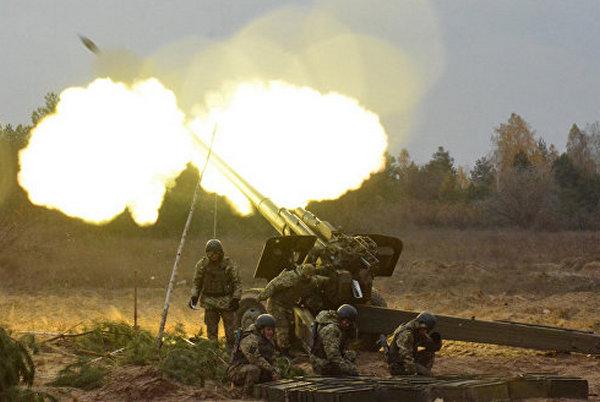 Под Водяным вспыхнул артиллерийский бой: враг выкатил 122-мм установки и БМП, все резко ухудшилось