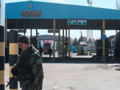 Ополченцы пытаются взять под контроль пограничные пункты пропуска в Донбассе