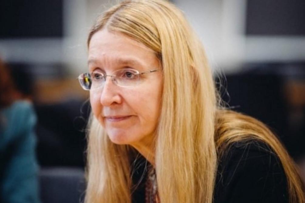 Супрун рассказала, будет ли она работать с президентом Зеленским