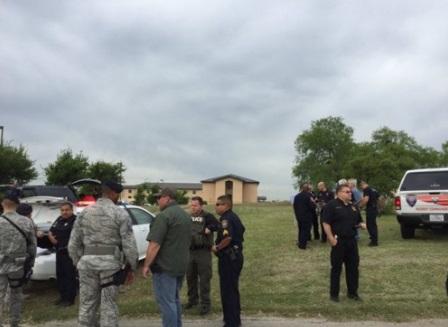 В США на авиабазе в Техасе произошла серьезная стрельба, погиб как минимум один человек