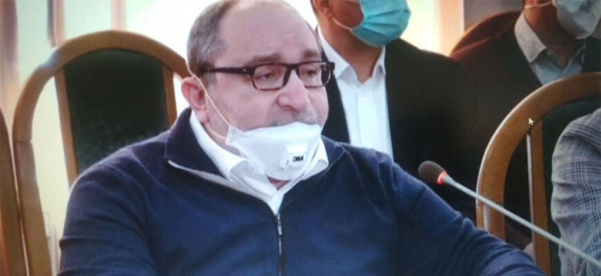 Возвращение Кернеса в Харьков: сын сделал заявление