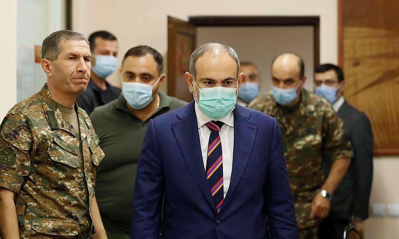 Новая база России появится в Армении: Пашинян рассказал о военном союзе