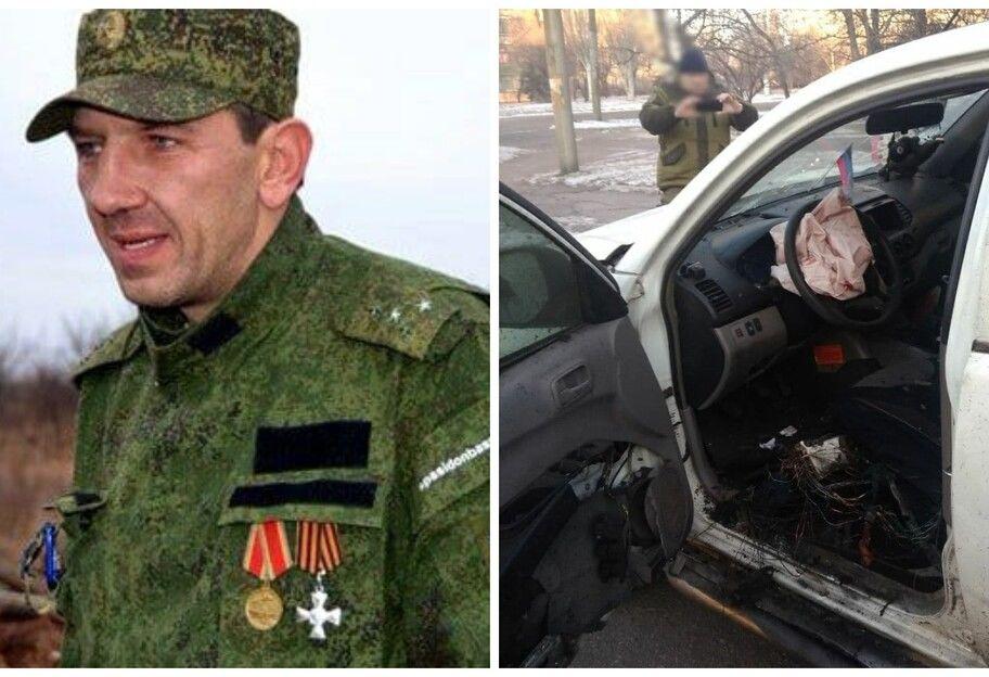 """Врачи рассказали о состоянии Длинного после взрыва в Горловке: """"Отправлен в реанимацию, оперируют"""""""
