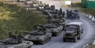 Штаб АТО: военная российская техника пересекла российско-украинскую границу
