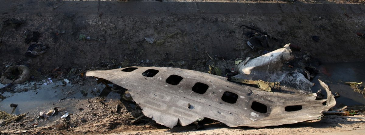 """Гибель самолета МАУ в Иране: в МИД Украины ответили по поводу компенсаций за """"Боинг"""""""