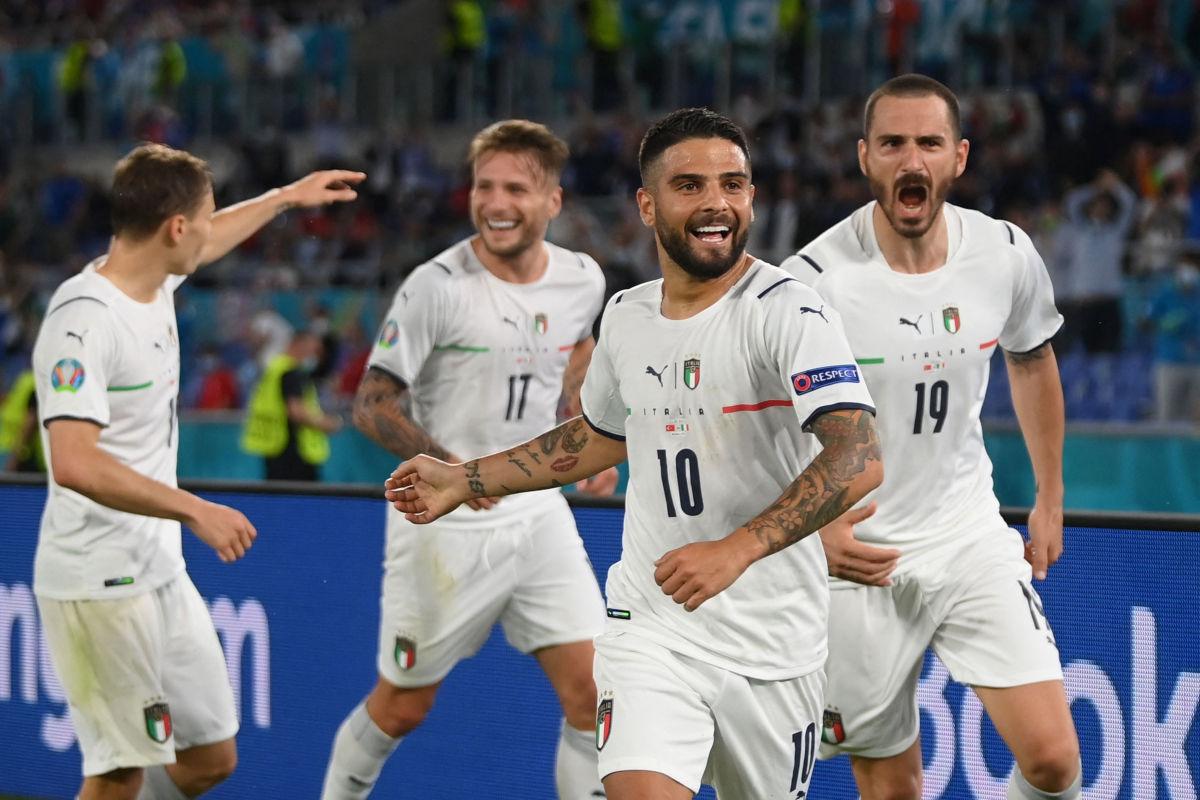 Евро-2020: разгромная победа Италии и игра Уэльс – Швейцария: результаты и таблица группы A