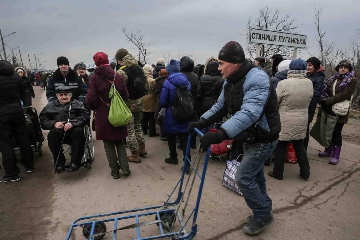 лнр, война, украина, выборы, общество, магазины