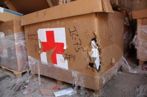 В Крыму собрались уничтожить американский гуманитарный груз на $500 тысяч