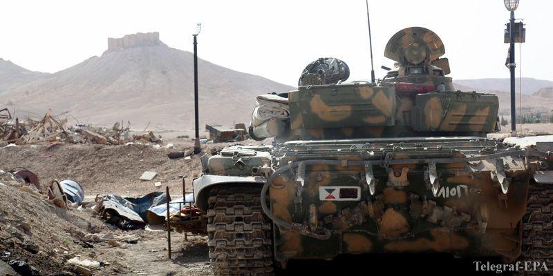 Израильская артиллерия нанесла мощный удар по войскам пропутинского диктатора под Дамаском